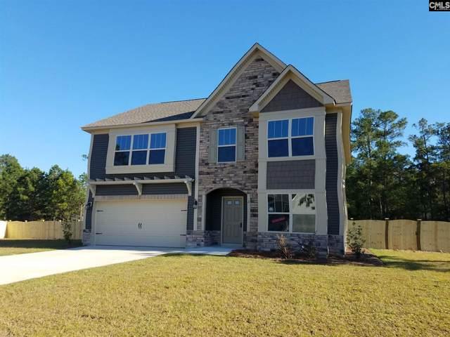 2 Belle Court, Camden, SC 29020 (MLS #503245) :: Loveless & Yarborough Real Estate