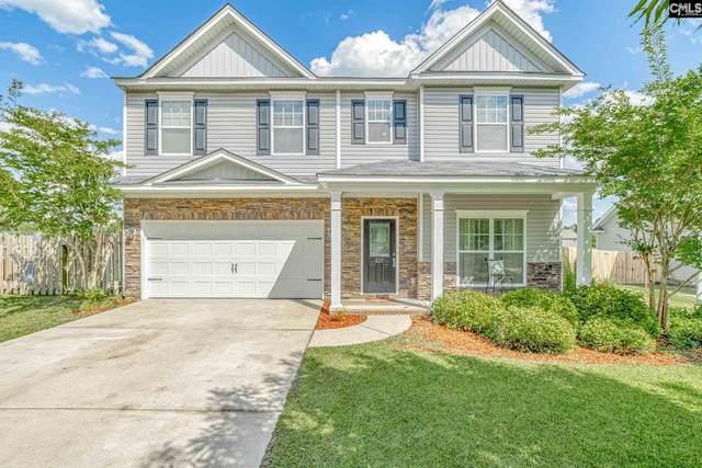 337 Rapid Run Road, Camden, SC 29020 (MLS #503290) :: Loveless & Yarborough Real Estate