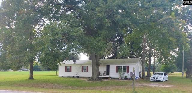 3335 Old Georgetown Rd. W, Kershaw, SC 29067 (MLS #503337) :: Loveless & Yarborough Real Estate