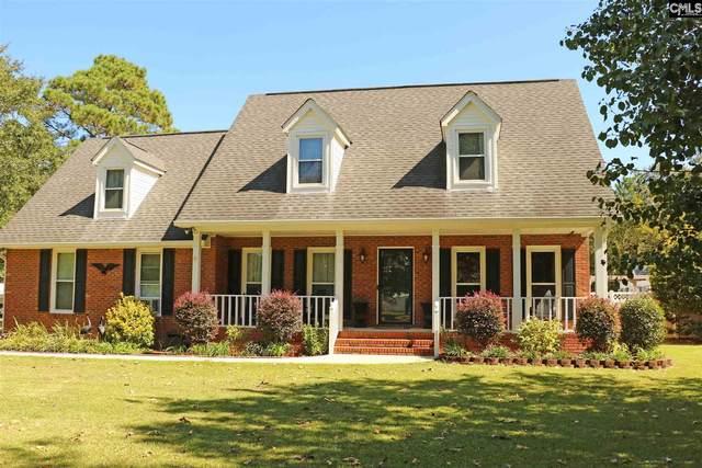 598 Sand Dam Road, Wagener, SC 29164 (MLS #503393) :: EXIT Real Estate Consultants