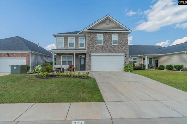 314 Duck Creek Lane, Lexington, SC 29072 (MLS #503399) :: The Neighborhood Company at Keller Williams Palmetto