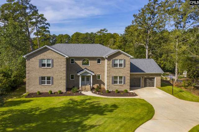 136 Turnberry Lane, Lexington, SC 29072 (MLS #503831) :: The Olivia Cooley Group at Keller Williams Realty
