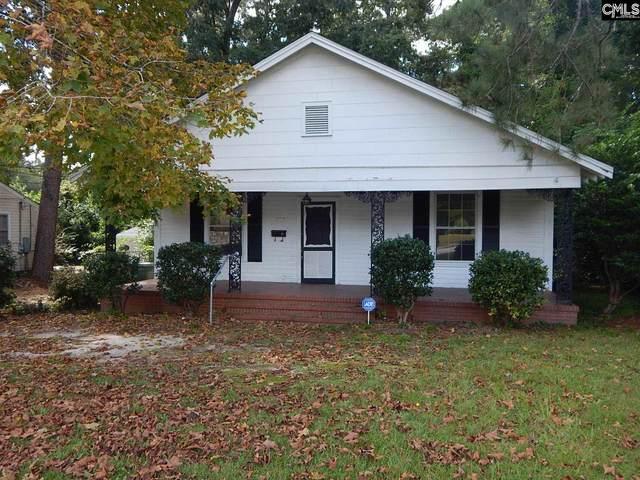 1807 Broad Street, Camden, SC 29020 (MLS #503899) :: EXIT Real Estate Consultants