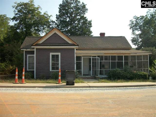 1700 Nance Street, Newberry, SC 29108 (MLS #503993) :: EXIT Real Estate Consultants