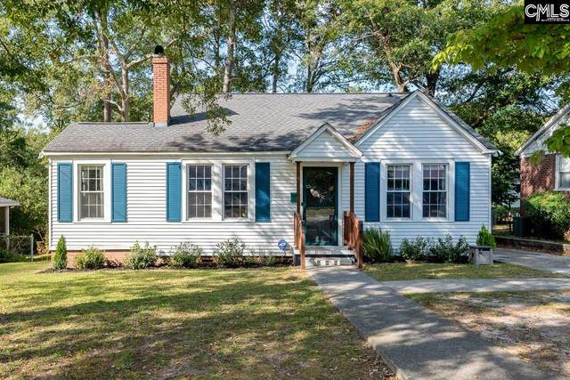 1011 Sycamore Avenue, Columbia, SC 29203 (MLS #504162) :: The Olivia Cooley Group at Keller Williams Realty