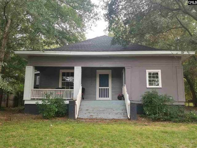 607 Hampton Street, Camden, SC 29020 (MLS #504243) :: The Olivia Cooley Group at Keller Williams Realty