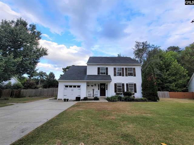 285 Bridleridge Road, Lexington, SC 29073 (MLS #504273) :: EXIT Real Estate Consultants