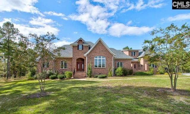 609 Seegars Mill Road, Camden, SC 29020 (MLS #504315) :: EXIT Real Estate Consultants