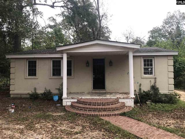 472 Coleman Avenue, Orangeburg, SC 29115 (MLS #504477) :: The Olivia Cooley Group at Keller Williams Realty