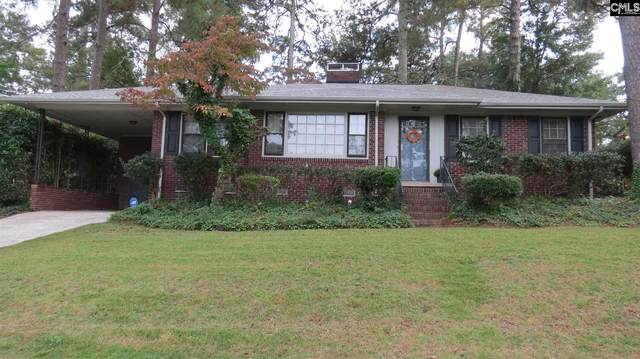 3216 Foxhall Rd, Columbia, SC 29204 (MLS #504558) :: The Olivia Cooley Group at Keller Williams Realty