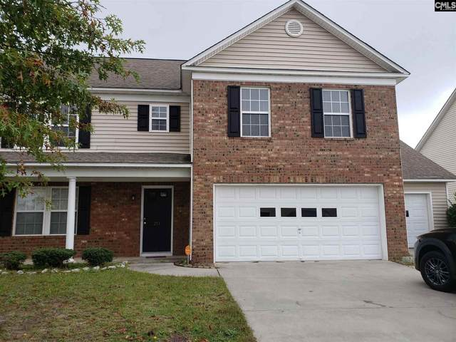 253 Baccharis Drive, Columbia, SC 29229 (MLS #504580) :: The Meade Team