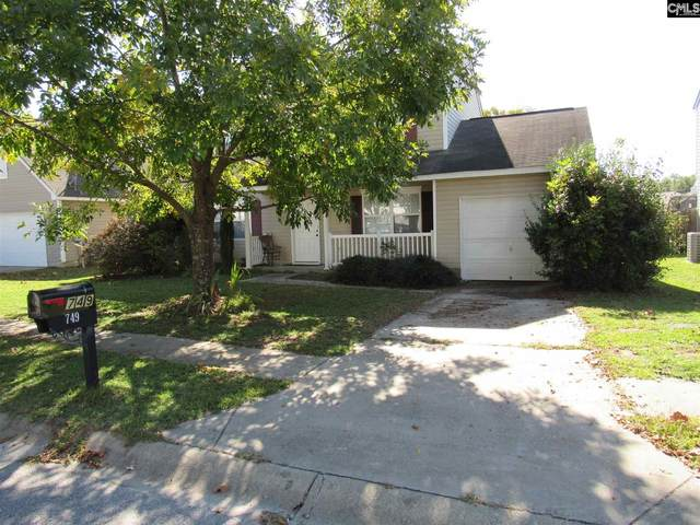749 Elderberry Lane, Columbia, SC 29229 (MLS #504634) :: Loveless & Yarborough Real Estate