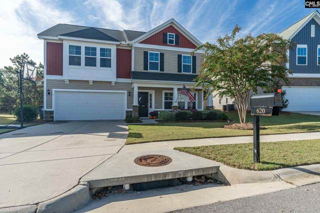 620 Blue Ledge Circle, Lexington, SC 29072 (MLS #504734) :: The Olivia Cooley Group at Keller Williams Realty