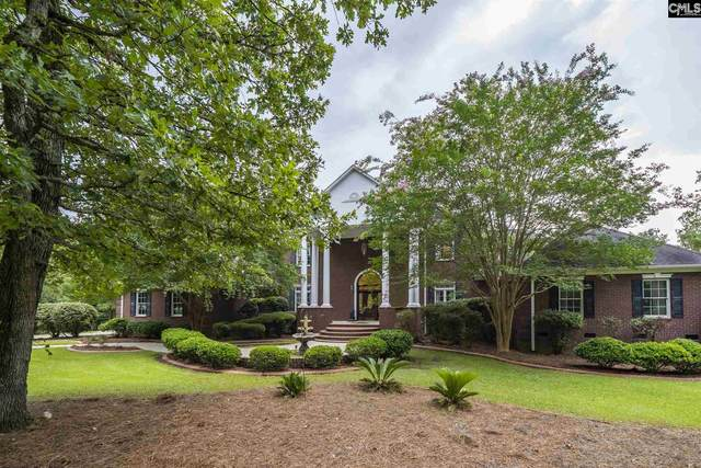2334 Broad River Road, Pomaria, SC 29126 (MLS #504774) :: EXIT Real Estate Consultants