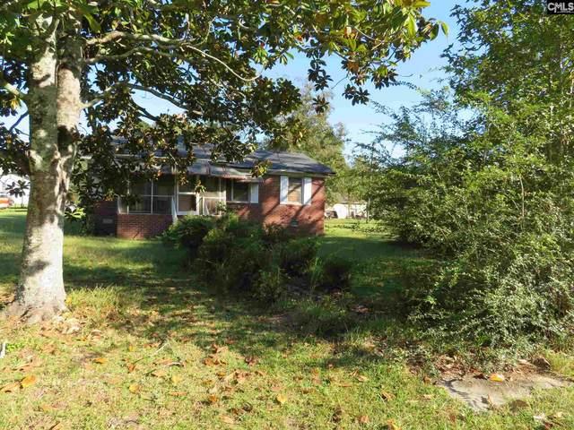 2193 Cannon Bridge Road, Bamberg, SC 29003 (MLS #504820) :: EXIT Real Estate Consultants