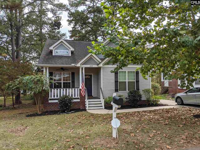 408 Hillcrest Avenue, Columbia, SC 29203 (MLS #504873) :: The Olivia Cooley Group at Keller Williams Realty