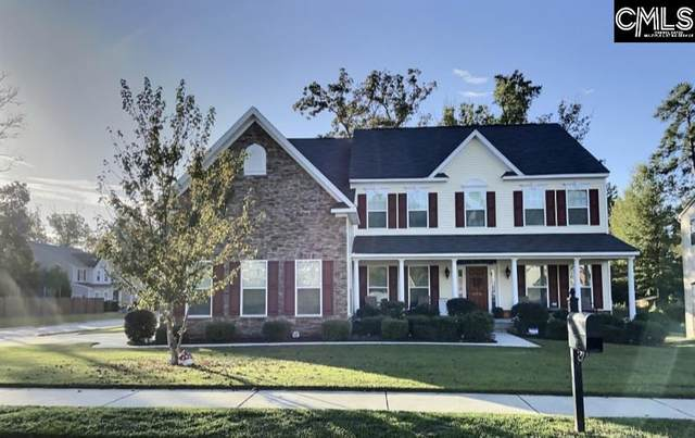 192 Hearthwood Circle, Irmo, SC 29063 (MLS #504976) :: Resource Realty Group