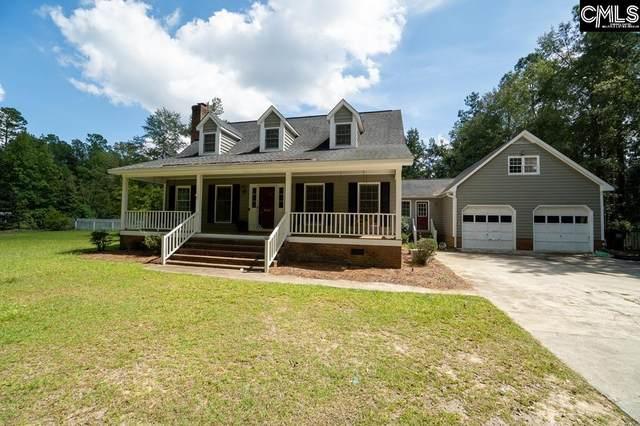 939 Partridge Road, Orangeburg, SC 29118 (MLS #505098) :: EXIT Real Estate Consultants