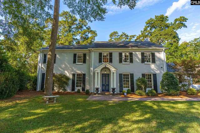 811 Woodland Drive, Columbia, SC 29205 (MLS #505180) :: The Olivia Cooley Group at Keller Williams Realty