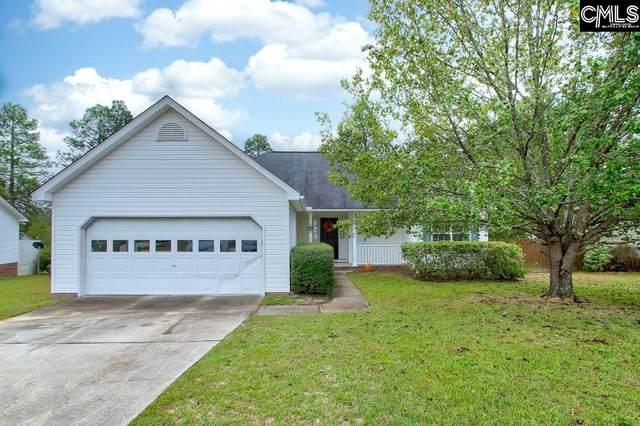 6 Longshadow Circle, Lexington, SC 29072 (MLS #505252) :: Fabulous Aiken Homes