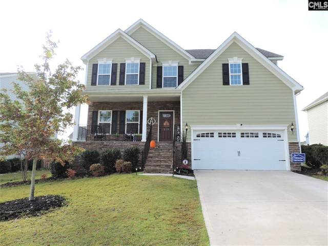 219 Golden Fluke Drive, Lexington, SC 29072 (MLS #505311) :: The Olivia Cooley Group at Keller Williams Realty