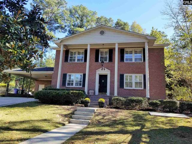 6440 Cloverdale Drive, Columbia, SC 29209 (MLS #505383) :: EXIT Real Estate Consultants