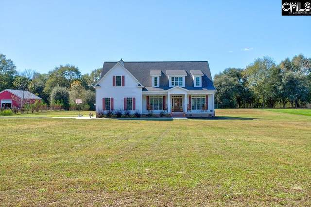 753 Community Center Road, Camden, SC 29020 (MLS #505437) :: NextHome Specialists