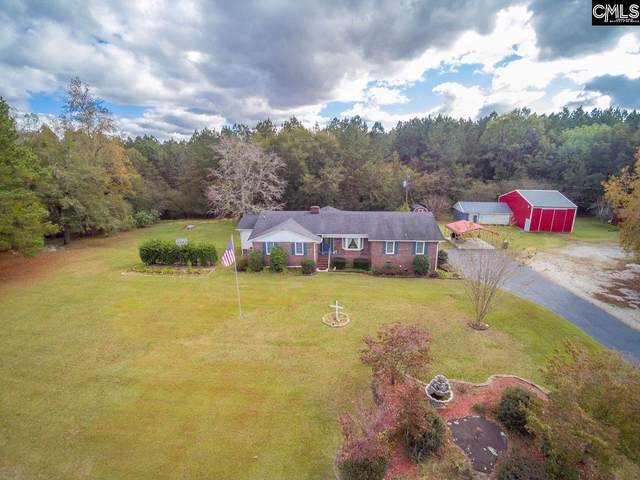 156 Old Golf Course Road, Batesburg, SC 29006 (MLS #505836) :: EXIT Real Estate Consultants