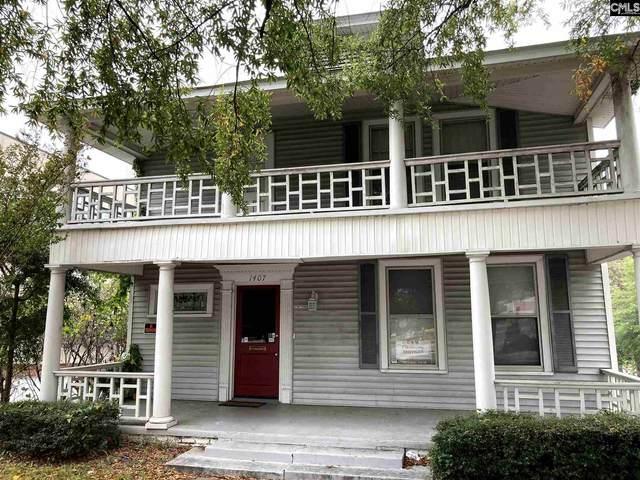 1407 Elmwood Avenue, Columbia, SC 29201 (MLS #506032) :: EXIT Real Estate Consultants