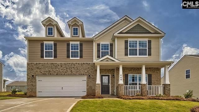 544 Stone Hollow Drive Lot 122, Irmo, SC 29063 (MLS #506060) :: The Neighborhood Company at Keller Williams Palmetto