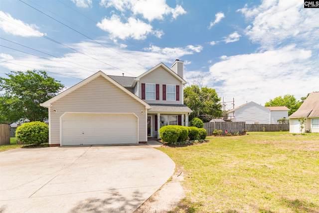 513 Chisolm Way, Lexington, SC 29073 (MLS #506209) :: EXIT Real Estate Consultants