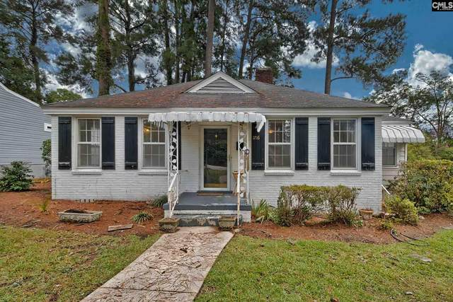 1716 Bristol Drive, Columbia, SC 29204 (MLS #506578) :: Loveless & Yarborough Real Estate