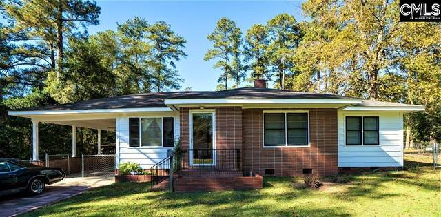 346 Scoville Street, Orangeburg, SC 29115 (MLS #506683) :: The Neighborhood Company at Keller Williams Palmetto