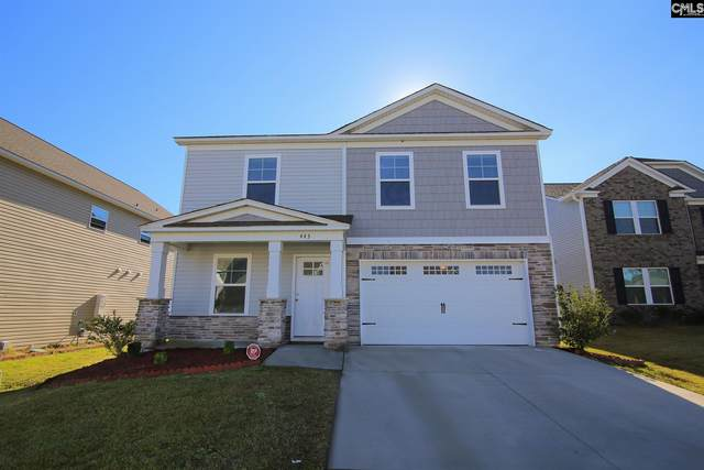 443 Easy Goer, Elgin, SC 29045 (MLS #506747) :: NextHome Specialists