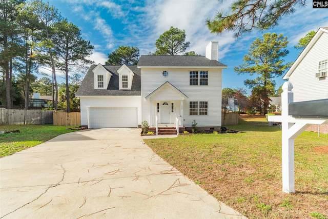 322 Coulter Pine Lane, Columbia, SC 29229 (MLS #506882) :: Loveless & Yarborough Real Estate