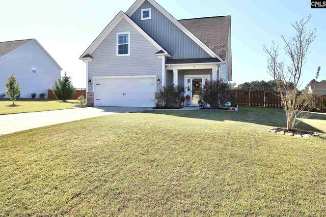 9 Casey Drive, Elgin, SC 29045 (MLS #506890) :: Loveless & Yarborough Real Estate