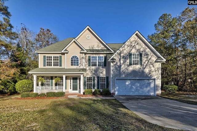 202 Heritage Hills Drive, Columbia, SC 29203 (MLS #506917) :: Loveless & Yarborough Real Estate