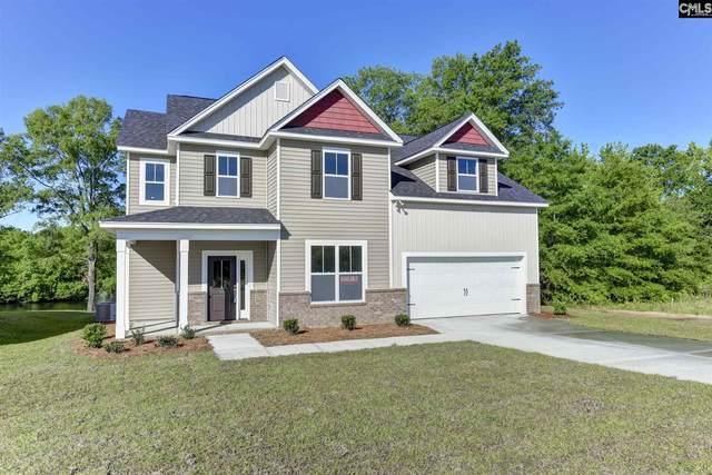 41 Mckenzie Lane, Camden, SC 29020 (MLS #507028) :: Loveless & Yarborough Real Estate