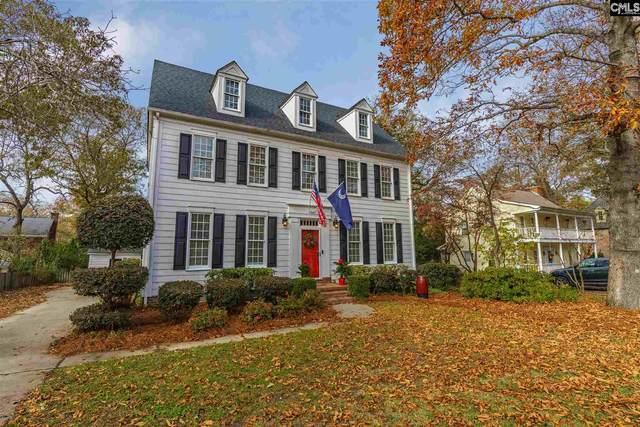 108 Chesney Lane, Columbia, SC 29209 (MLS #507031) :: Loveless & Yarborough Real Estate