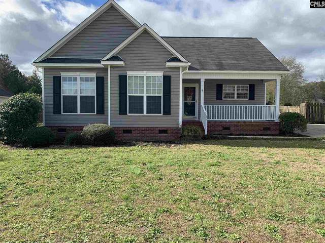 21 Colony Drive, Camden, SC 29020 (MLS #507110) :: Loveless & Yarborough Real Estate