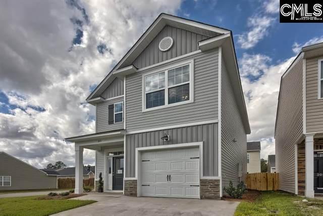 123 Dawsons Park Circle, Lexington, SC 29072 (MLS #507193) :: Loveless & Yarborough Real Estate