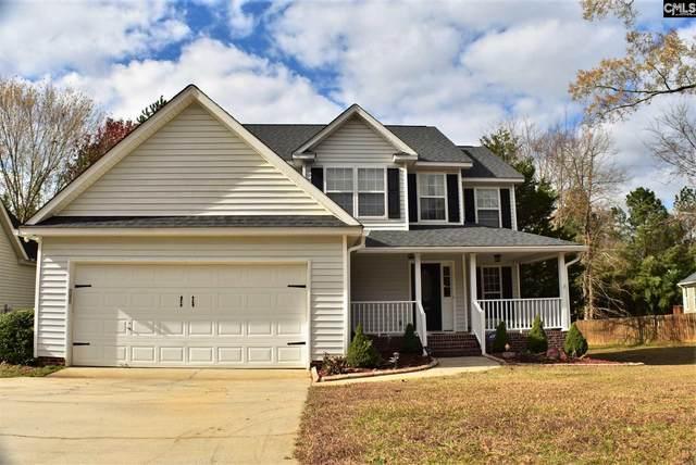 116 High Bluff Lane, Irmo, SC 29063 (MLS #507216) :: Loveless & Yarborough Real Estate