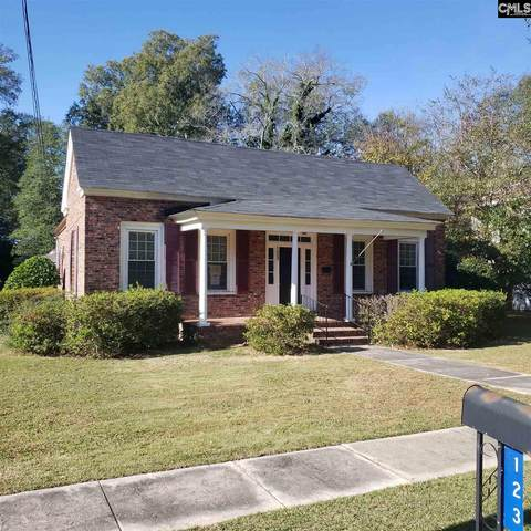 123 N Peachtree Street, Batesburg, SC 29006 (MLS #507229) :: Loveless & Yarborough Real Estate