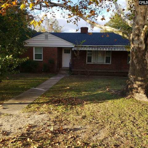 408 Lafayette Avenue, Cayce, SC 29033 (MLS #507233) :: Loveless & Yarborough Real Estate