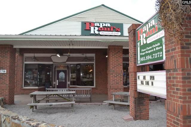 714 Pine Street, Pelion, SC 29123 (MLS #507379) :: EXIT Real Estate Consultants
