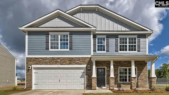 562 Stone Hollow Drive Lot 125, Irmo, SC 29063 (MLS #507406) :: EXIT Real Estate Consultants