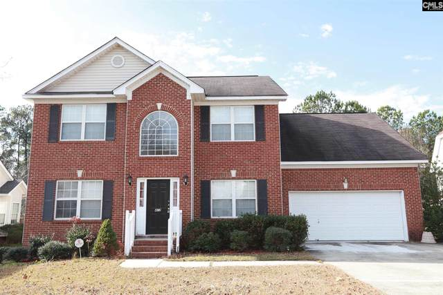 417 Brickingham Way, Columbia, SC 29229 (MLS #507608) :: The Olivia Cooley Group at Keller Williams Realty