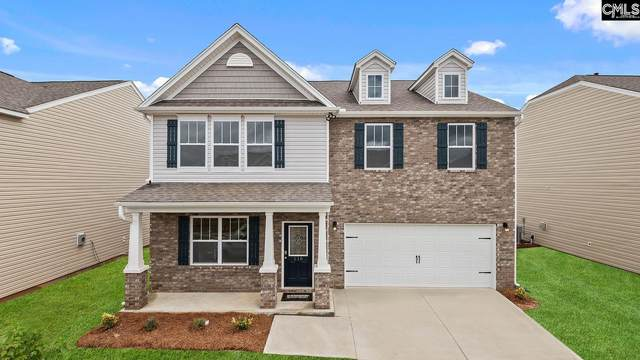 67 Wolf Ridge Court Lot 142, Irmo, SC 29063 (MLS #507623) :: NextHome Specialists