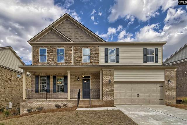 205 Cedar Hollow Lane 49, Irmo, SC 29063 (MLS #507663) :: The Olivia Cooley Group at Keller Williams Realty