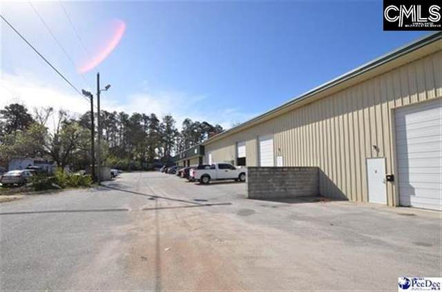 207 Pineland Drive F, Florence, SC 29505 (MLS #508124) :: The Latimore Group
